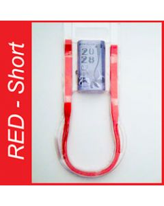 Clip Harness Line 20-28'' (S) RED
