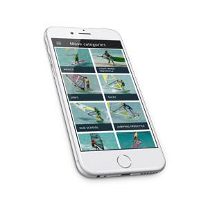 Windsurfing Tricktionary App