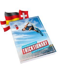 Kiteboarding Tricktionary - Twintip Supreme Edition - Deutsch