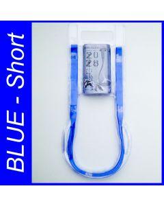 Trapeztampen I Clip Harness Line 20-28'' (S) BLUE