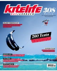 Kitelife Jahrbuch 2016