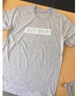 T-shirt Tricktionary Heather Grey