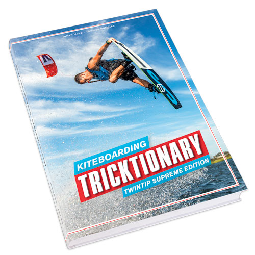 Kiteboarding Tricktionary Twintip Edition
