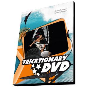 Windsurfing Tricktionary DVD Box
