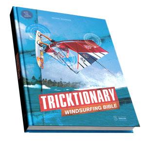Windsurfing Tricktionary 3 book